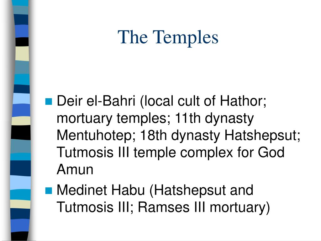 The Temples
