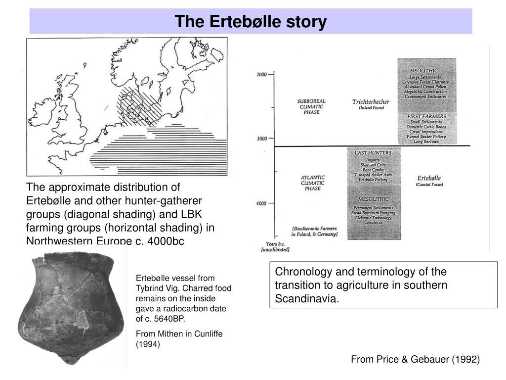 The Ertebølle story