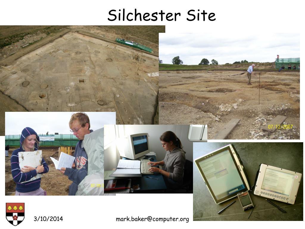 Silchester Site