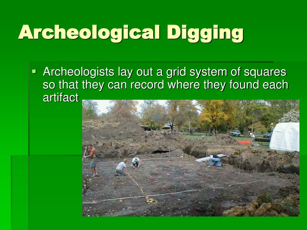 Archeological Digging