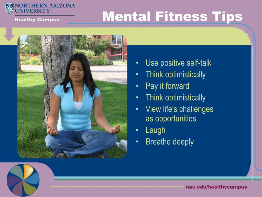 Mental Fitness Tips