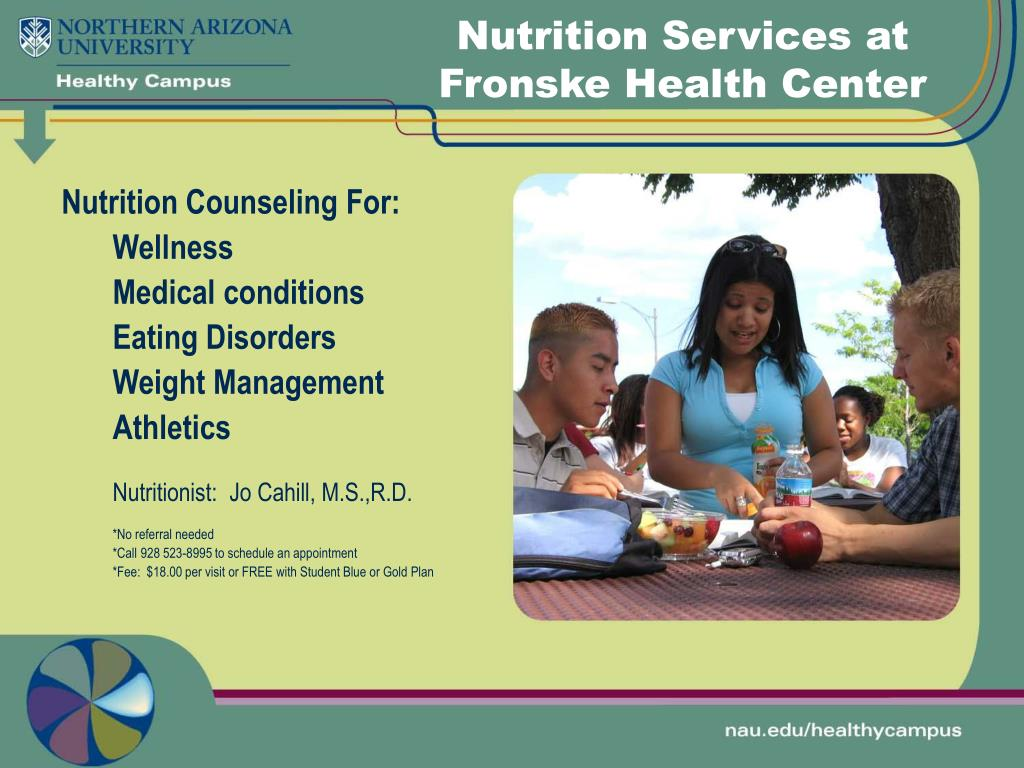 Nutrition Services at