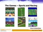 the games sports and racing