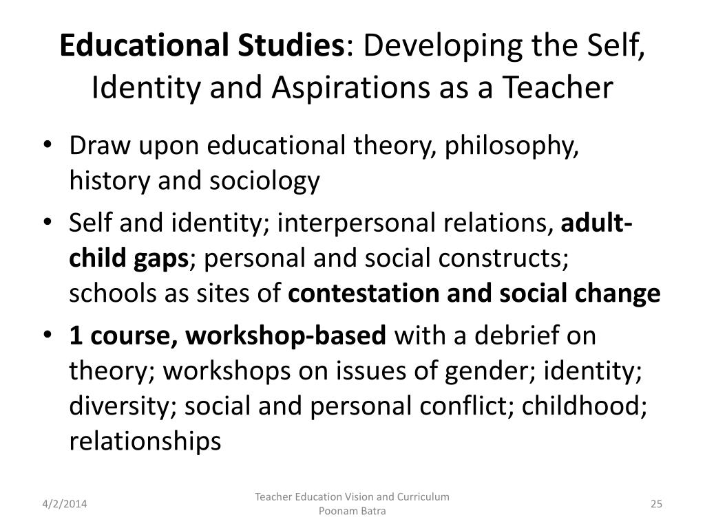 Educational Studies