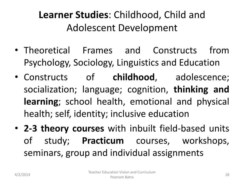 Learner Studies