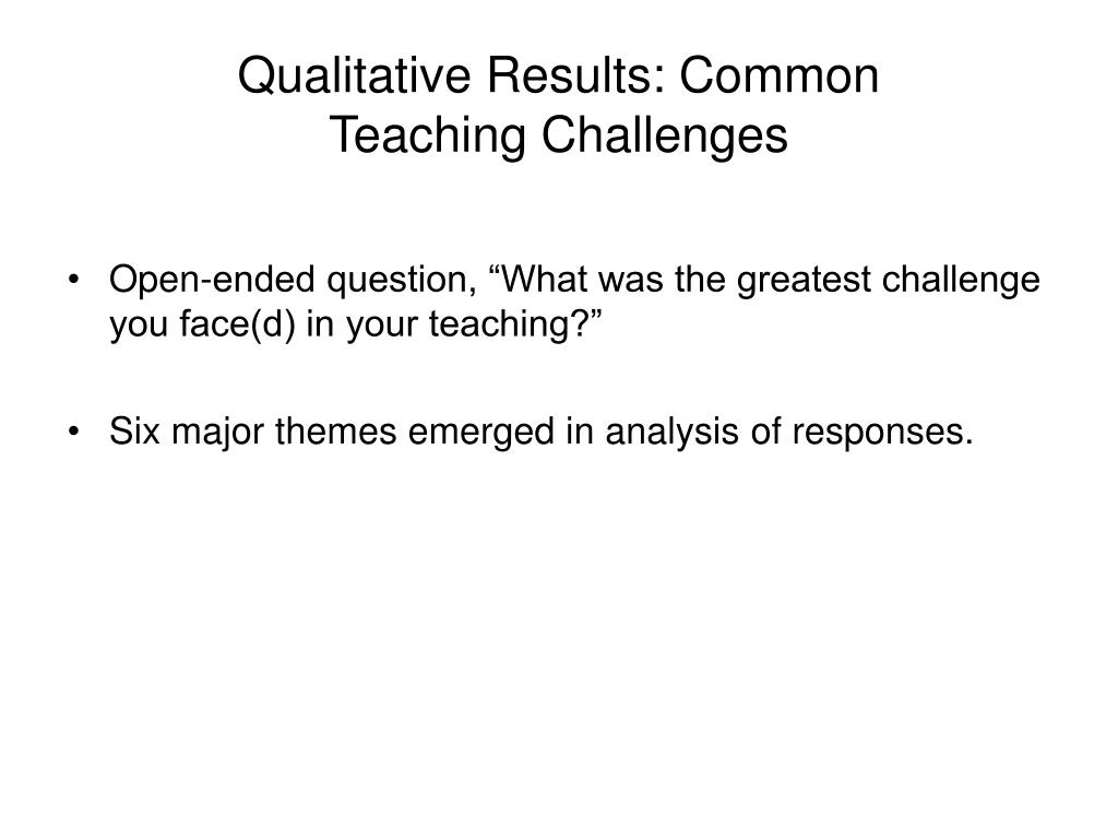 Qualitative Results: Common