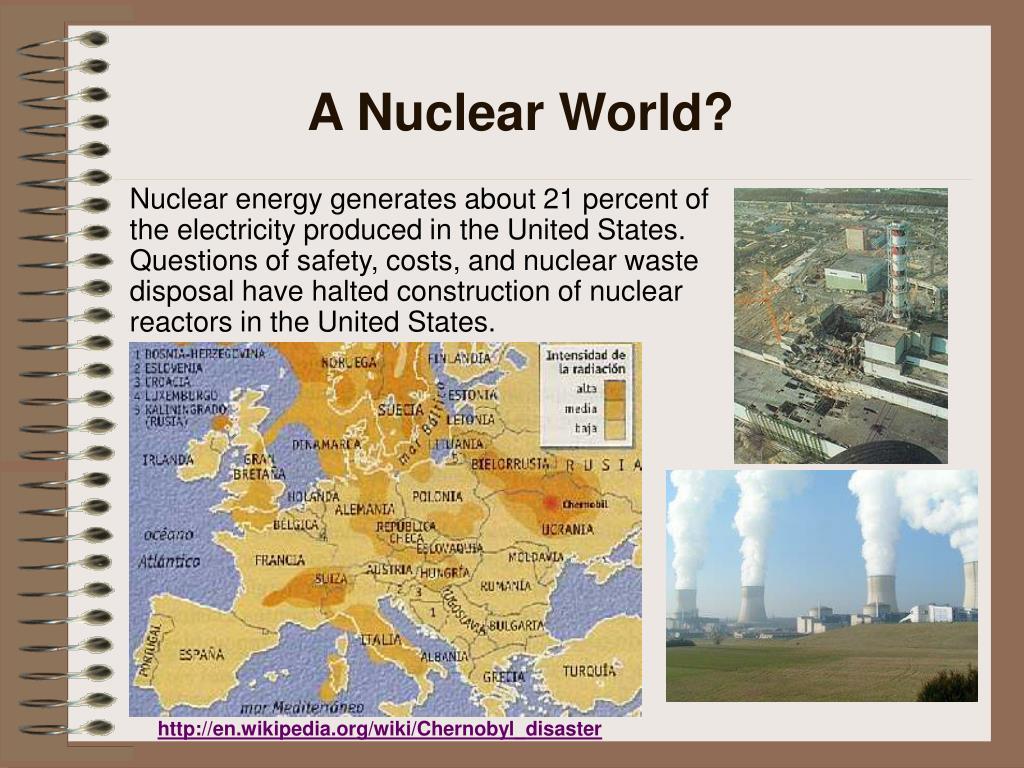 A Nuclear World?