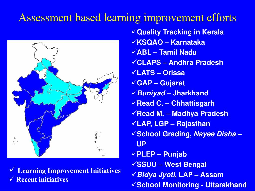 Quality Tracking in Kerala