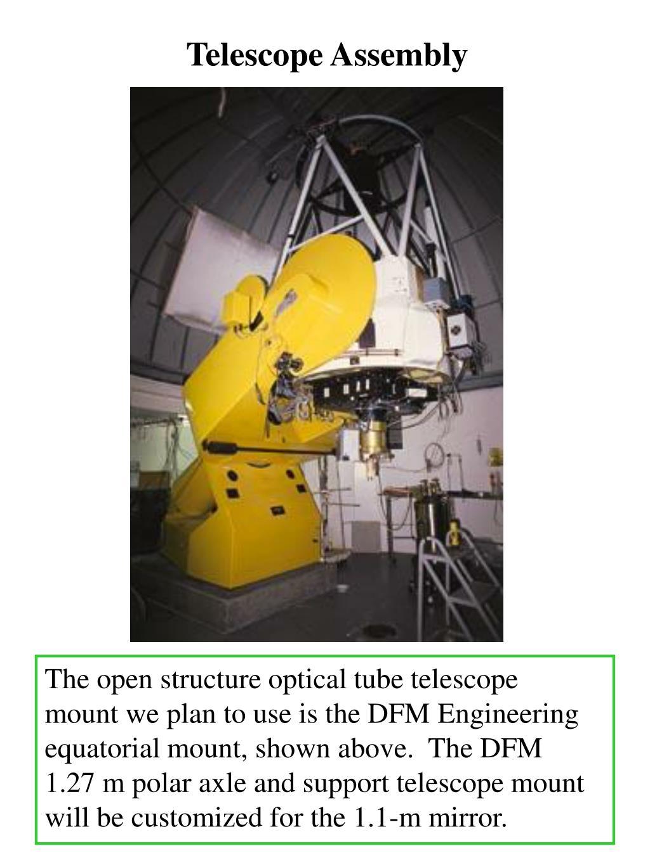 Telescope Assembly