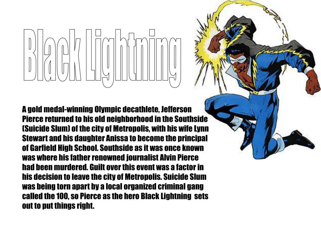 Black Lightning
