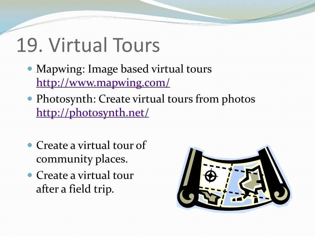 19. Virtual Tours