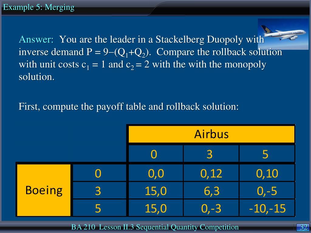 Example 5: Merging