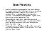 teen programs22