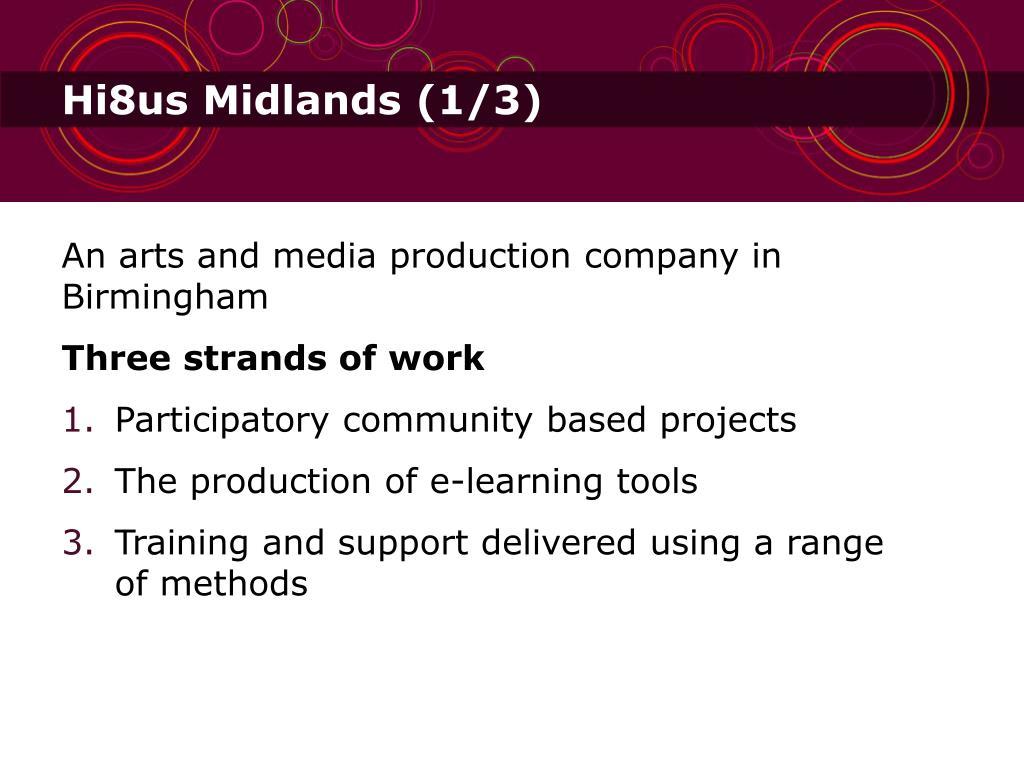 Hi8us Midlands (1/3)