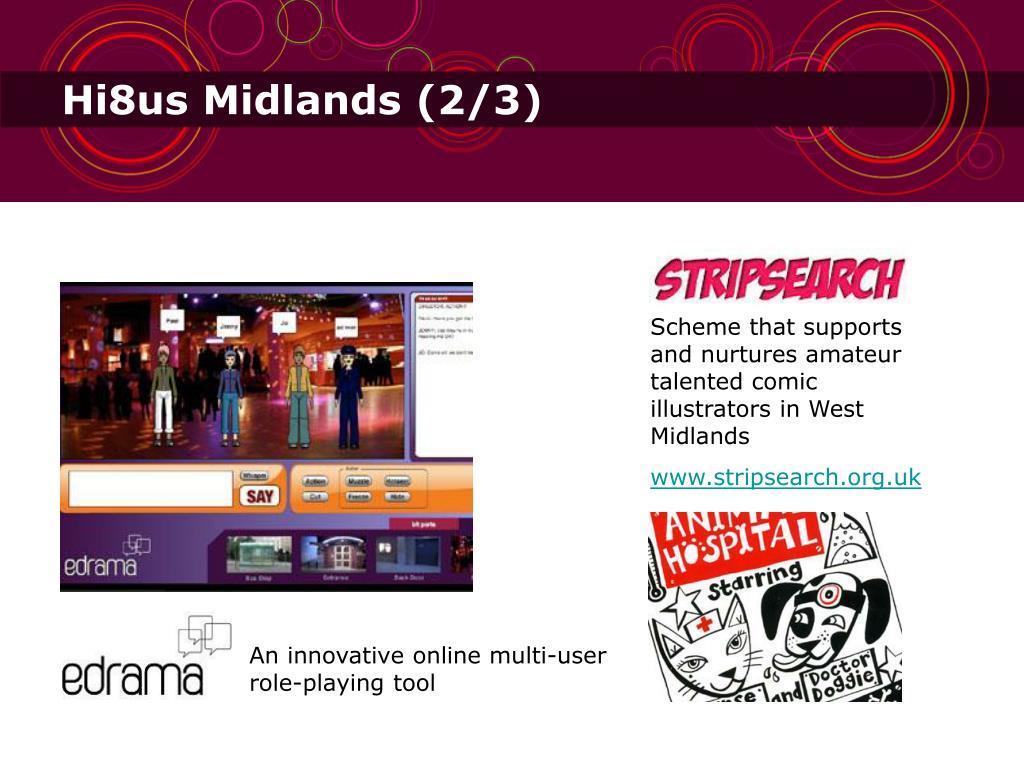 Hi8us Midlands (2/3)