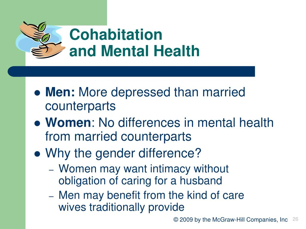 mental benefits of marriage Depression and the psychological benefits of entering marriage adrianne frech kristi williams the ohio state university journal of health and social behavior 2007, vol 48 (june): 149–163.