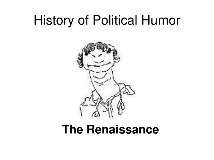 History of political humor l.jpg