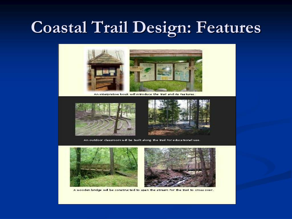 Coastal Trail Design: Features