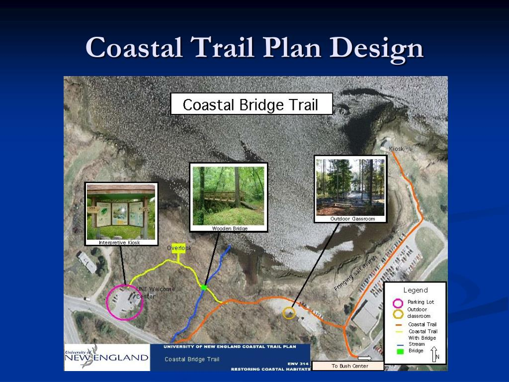 Coastal Trail Plan Design