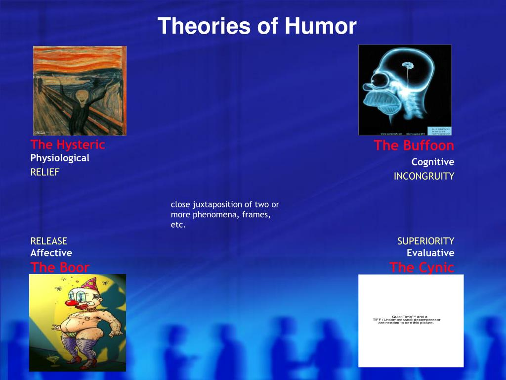 Theories of Humor