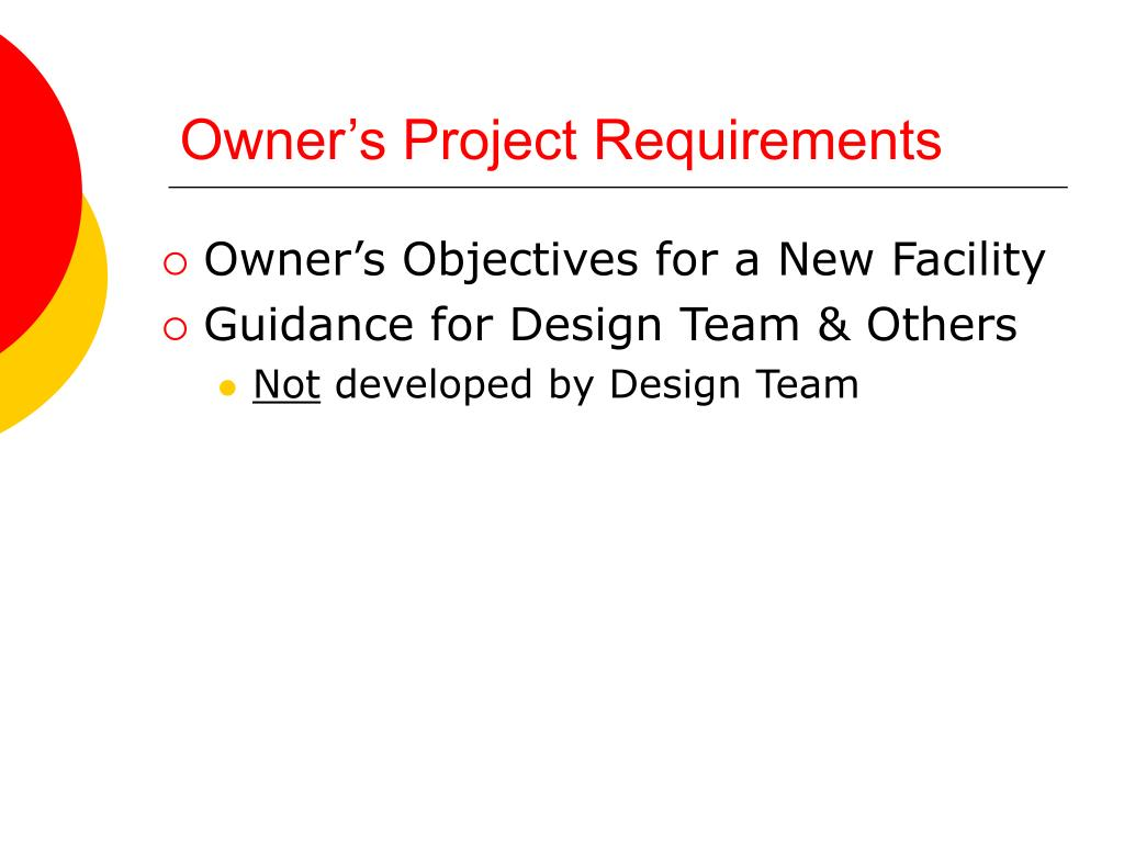 project owner Within microsoft project sever you may find yourself needing to change the project manager of a project schedule from one person to another to accomplish this there are two steps: the first thing that needs to be done is to set the 'owner' of the project.