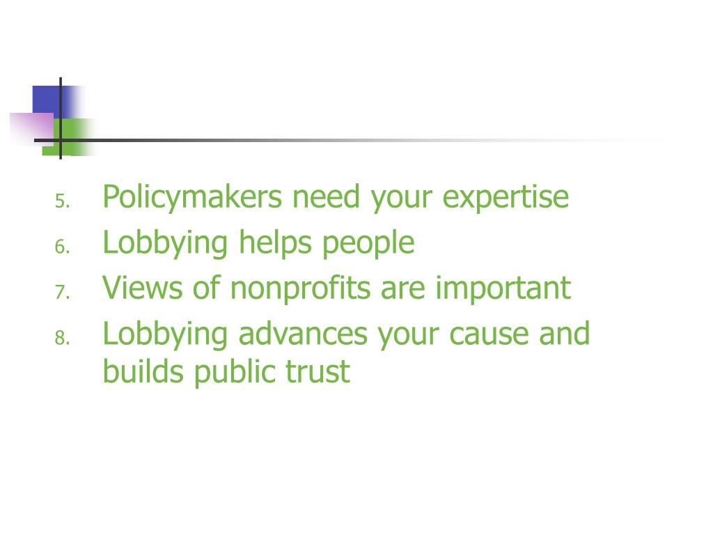 Policymakers need your expertise