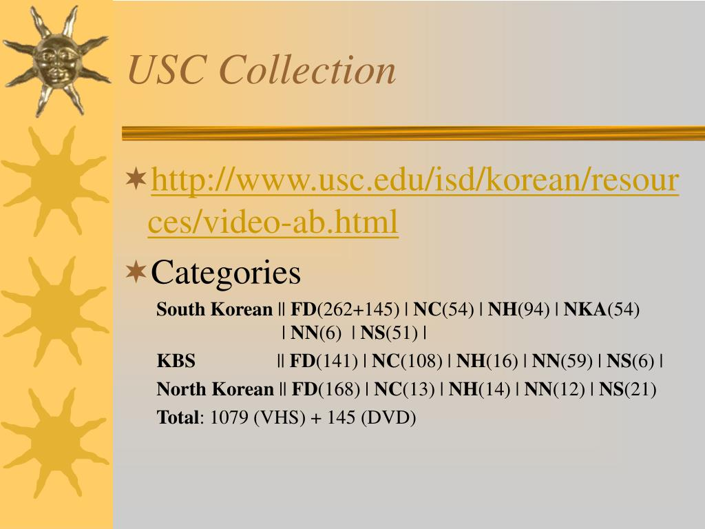 USC Collection