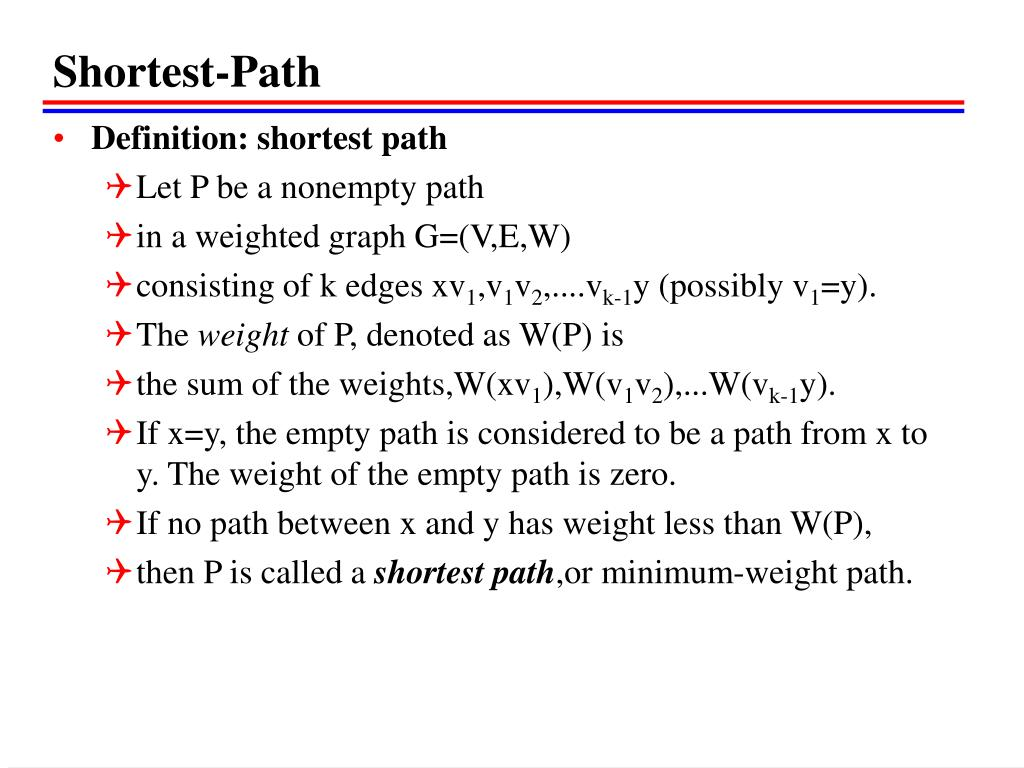 Shortest-Path