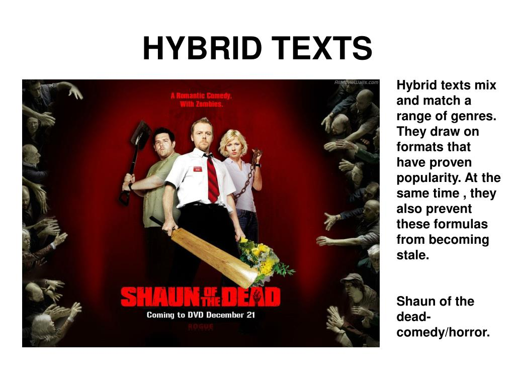 HYBRID TEXTS