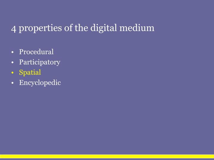 4 properties of the digital medium3
