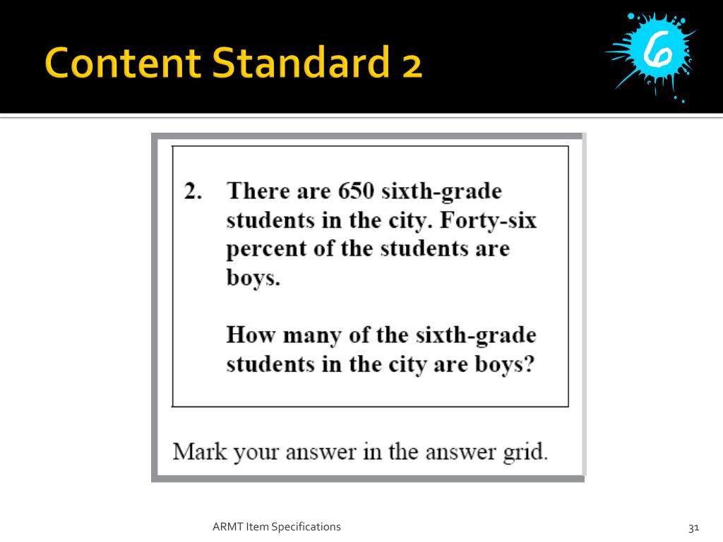 Content Standard 2