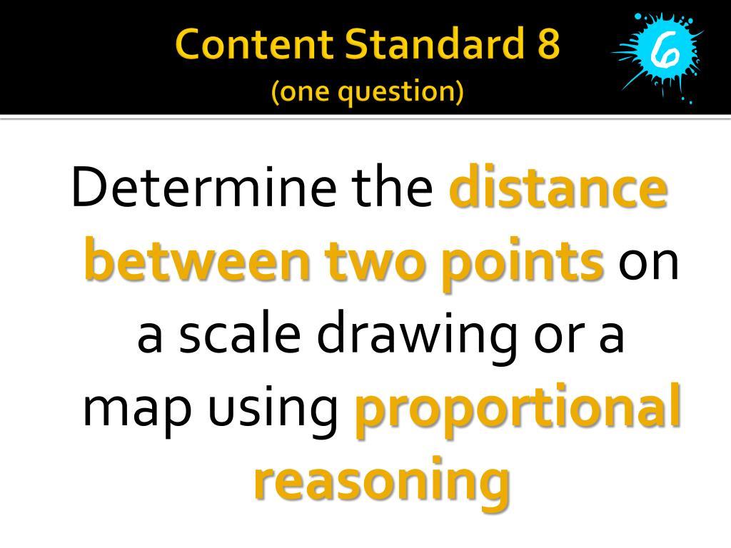 Content Standard 8