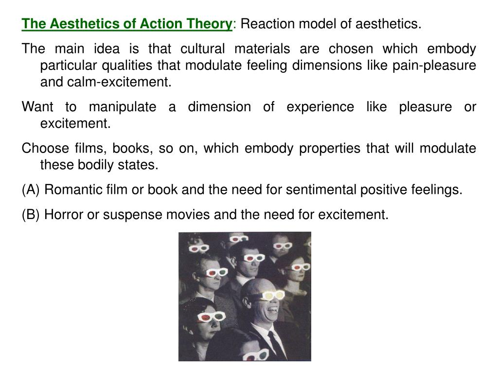 The Aesthetics of Action Theory