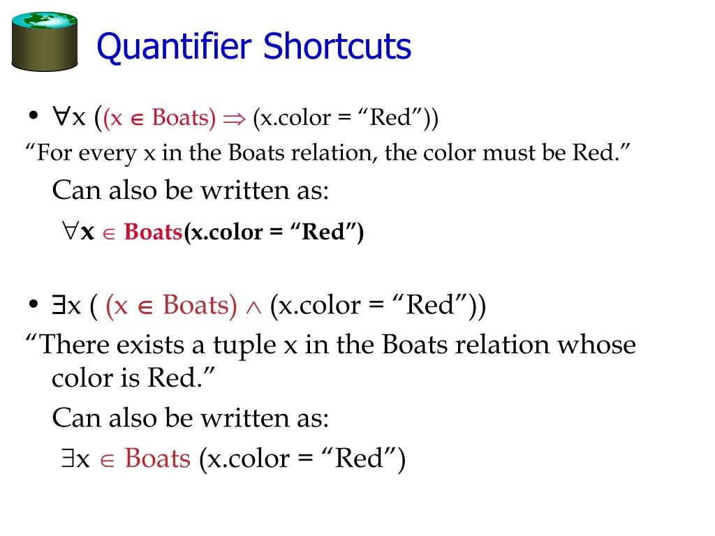 Quantifier Shortcuts