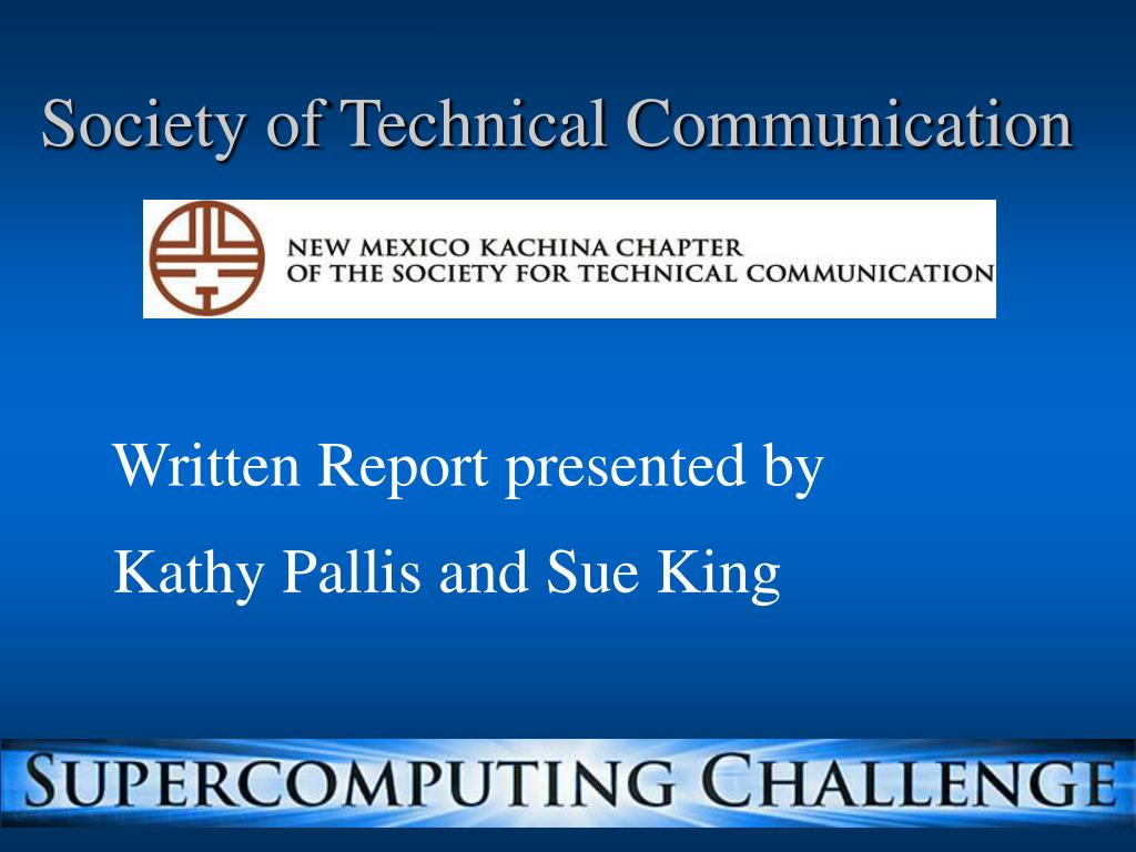Society of Technical Communication