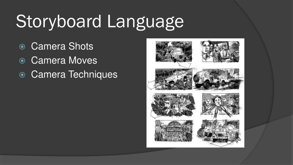 Storyboard Language
