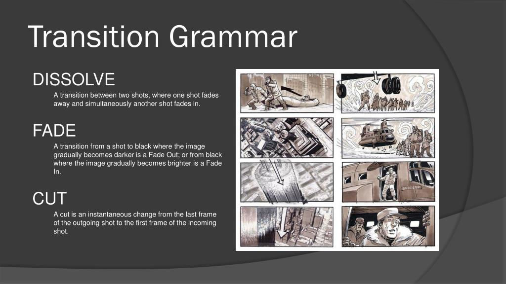 Transition Grammar