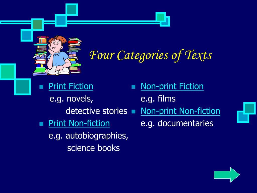 Print Fiction
