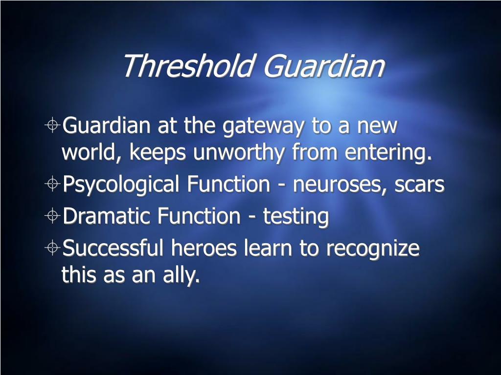 Threshold Guardian