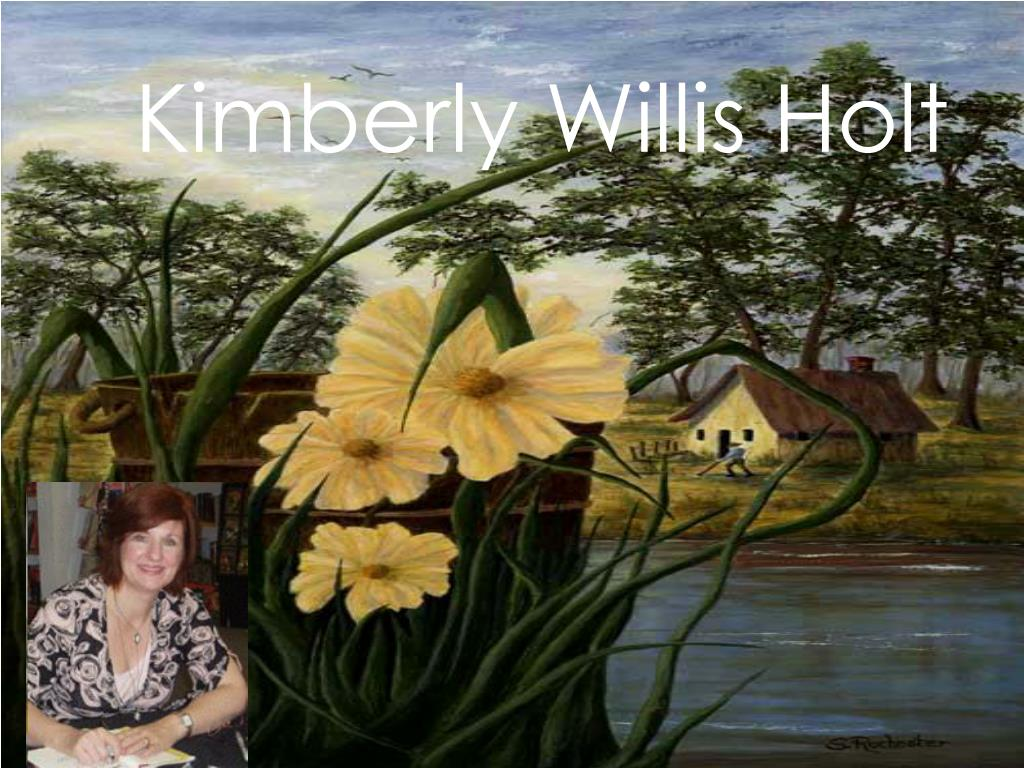 Kimberly Willis Holt