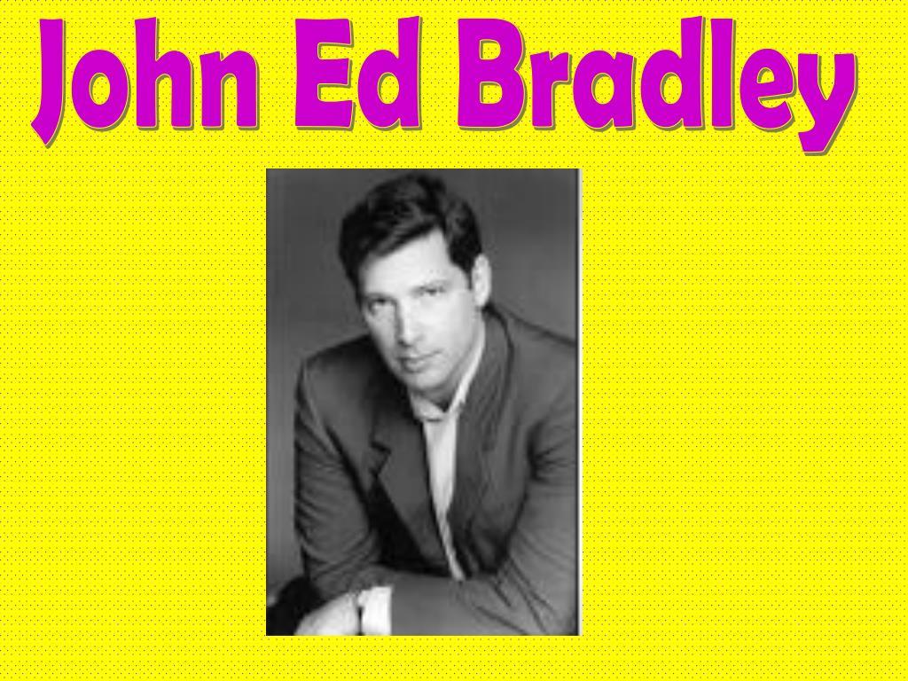 John Ed Bradley