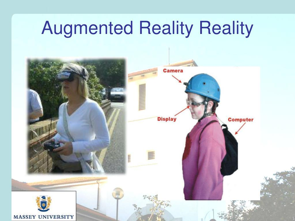 Augmented Reality Reality