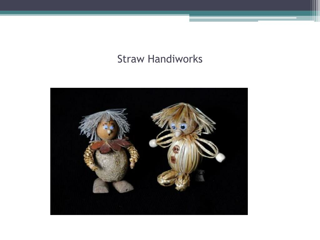 Straw Handiworks