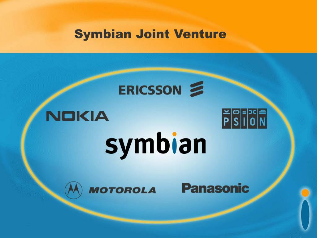 Symbian Joint Venture