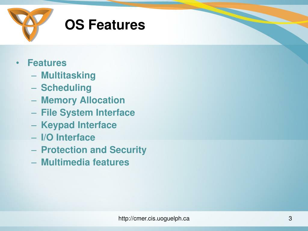 OS Features