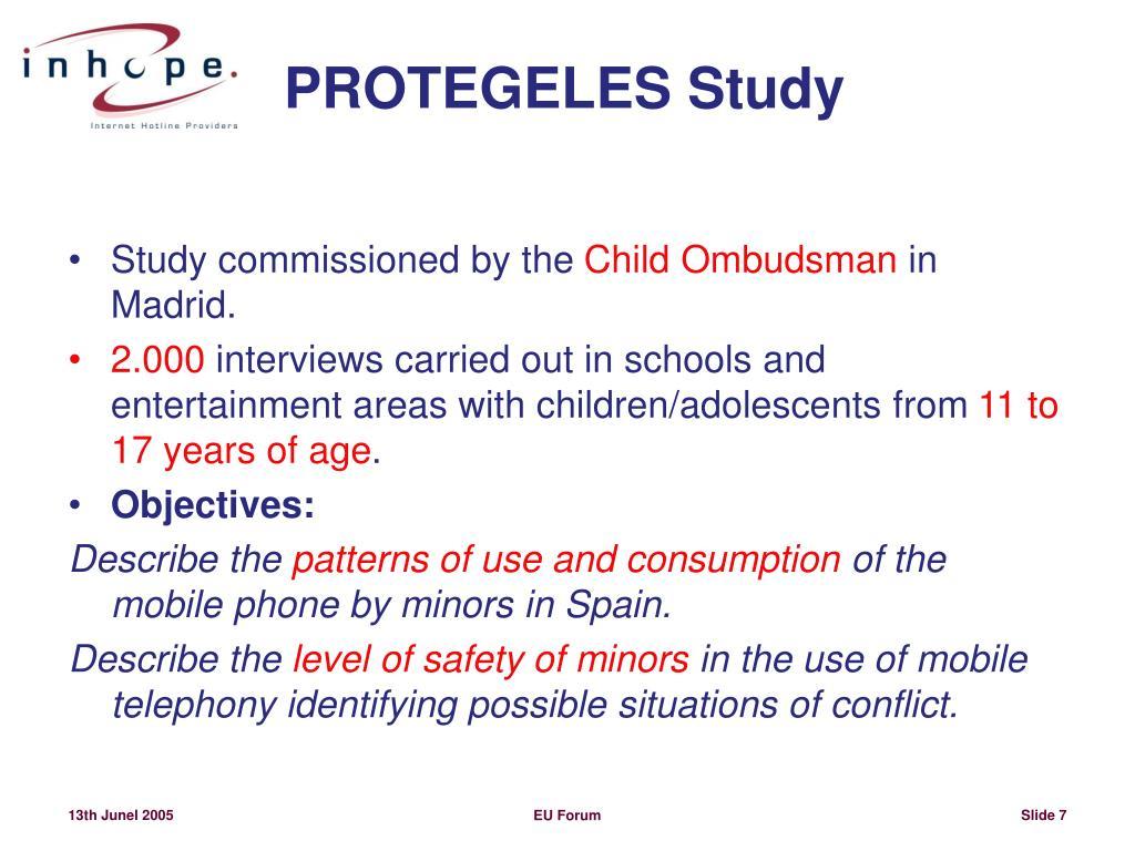 PROTEGELES Study