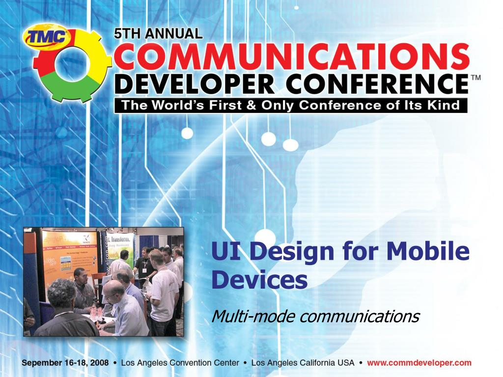 Multi-mode communications