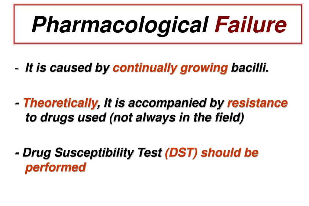 Pharmacological