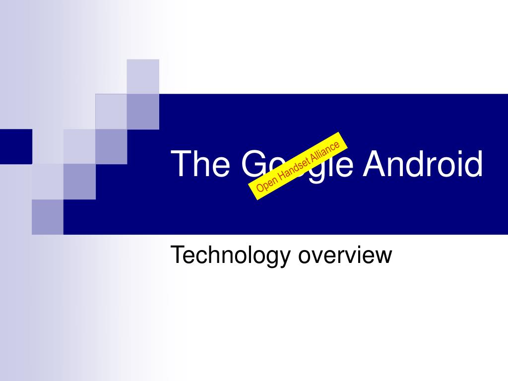 The Google Android