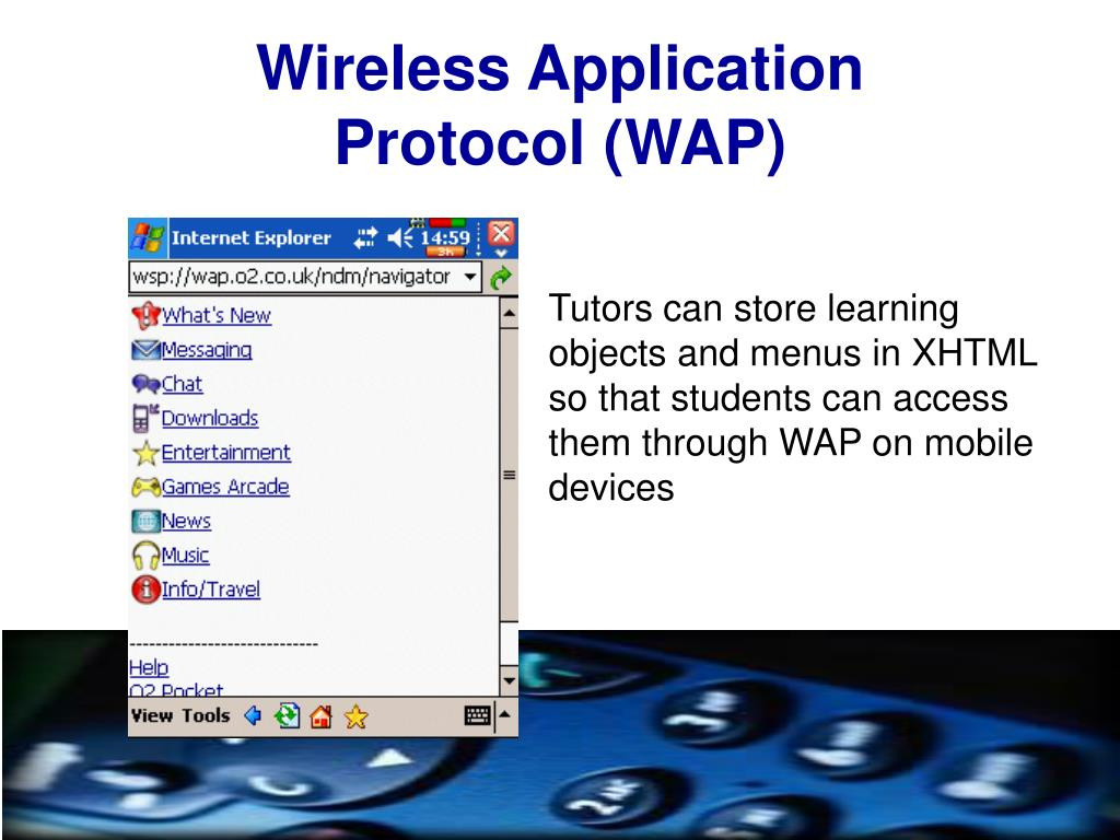 Wireless Application